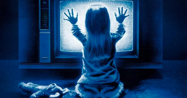 scariest movie ever roundtable poltergeist
