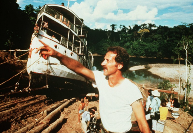 Discover Filmmaking through documentaries and movies about making movies fitzacarraldo
