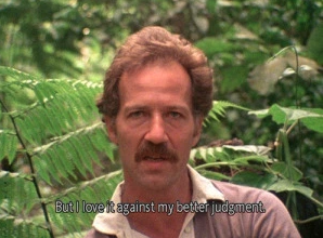 Discover Filmmaking through documentaries and movies about making movies - herzog 1