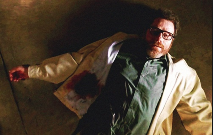Breaking Bad cooking up a feature film dead walt