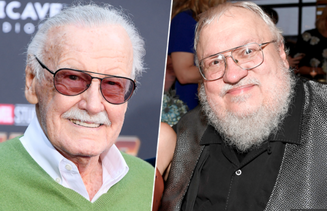That Time A Teenage George R.R. Martin Wrote Stan Lee a Fan Letter