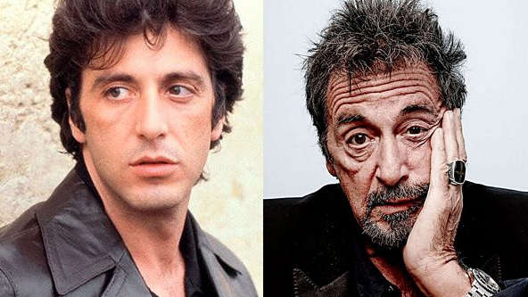 In The Irishman, Scorsese and De Niro Will Attempt to Turn Back Time - Pacino