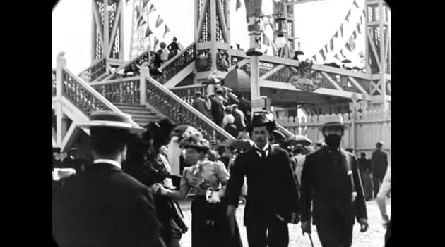 Let The Lumiere Brothers Take You to Paris... in 1890