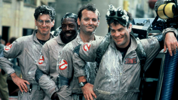 "The Ghostbusters ""Do-Over"" Turns to a Familiar Name... And Gender?"