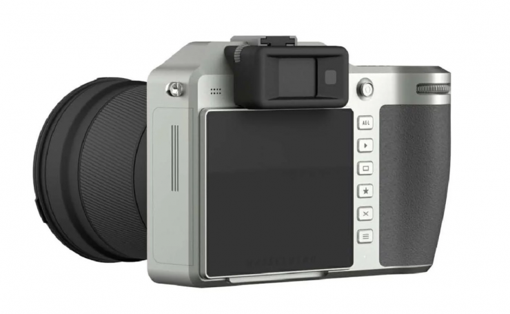Buttons may indicate DJI's Hasselblad Clone will shoot video
