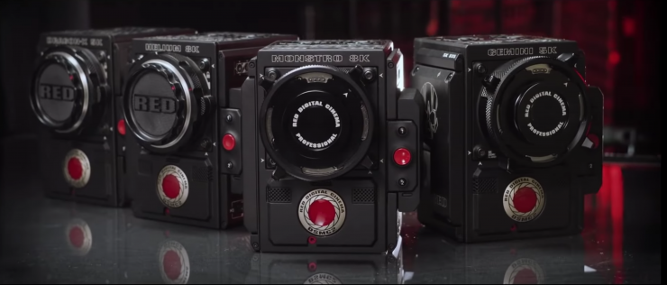 You Could Win an 8K RED (and More) Based On Your Location