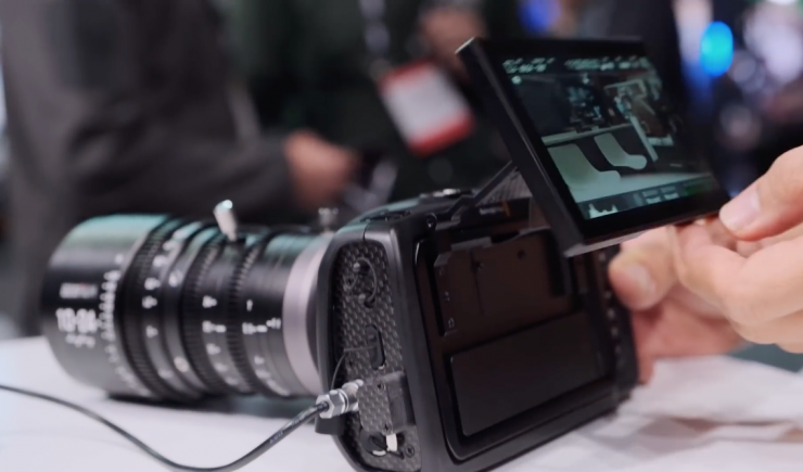 Tilta's New Screen Modification Kit for the BMPCC will likely void your warranty