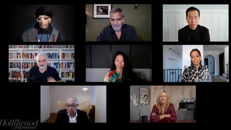 Check Out George Clooney, Spike Lee, Regina King, and More in This THR Director Roundtable