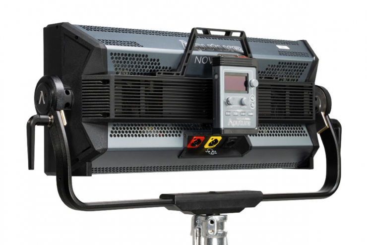 The Nova P600c has a redesigned control box with wireless capabilities
