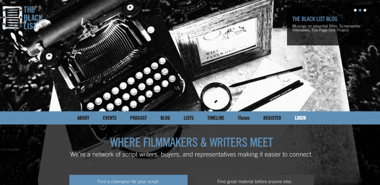 The 16 Best Screenwriting Websites To Procrastinate on Daily