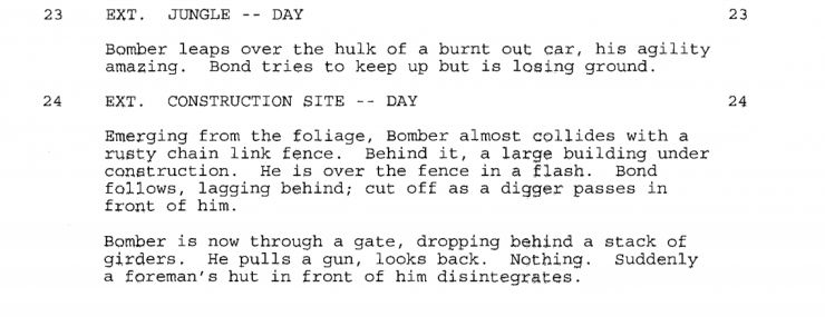 How to Write a Chase Scene In Your Screenplay