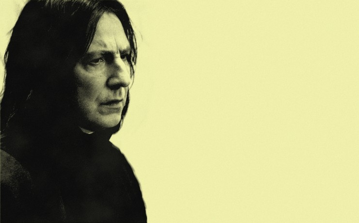 Watch All Of Severus Snape S Scenes In Chronological Order