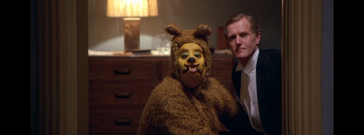 the shining bear