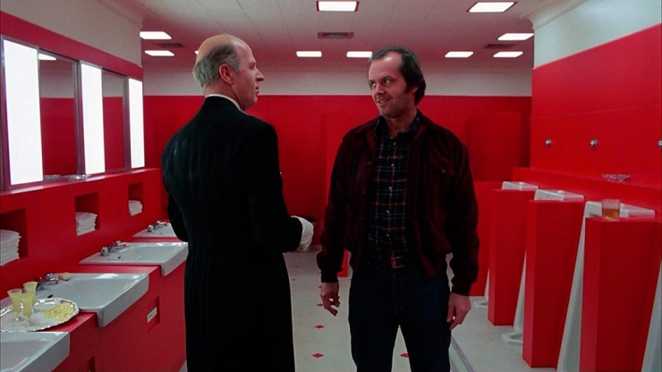 let kubrick and aronofsky tell you when  and how  to break
