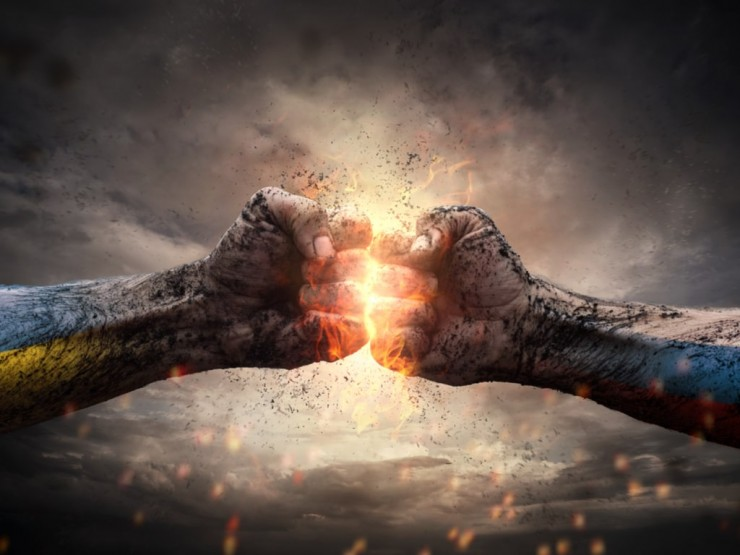 How to Write Internal and External Conflict, Fists