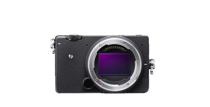 Mirrorless Camera Sigma fp