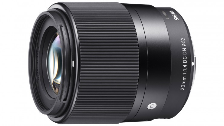 Sigma 30mm f1.4 Mirrorless Lens