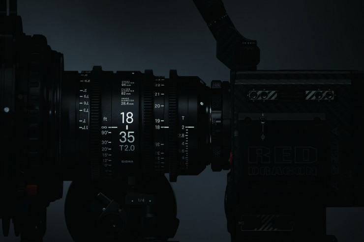 Sigma High Speed Zoom