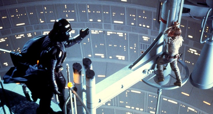 Climax I Am Your Father