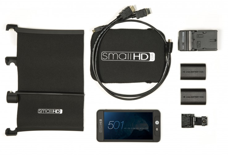 SmallHD 501 Giveaway