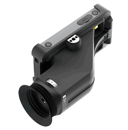 SmallHD Sidefinder EVF Loupe for 502 Monitor
