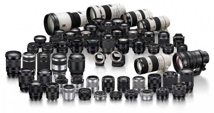 Great for Wildlife Video and Still Shooters: Sony to Add 12 New E