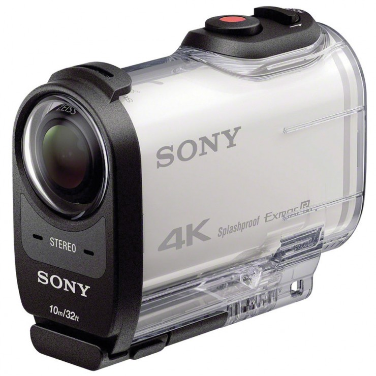 sony announces 1k 4k handycam their first 4k action cam. Black Bedroom Furniture Sets. Home Design Ideas