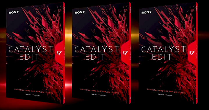 Sony NAB 2015 Announcements Catalyst Edit