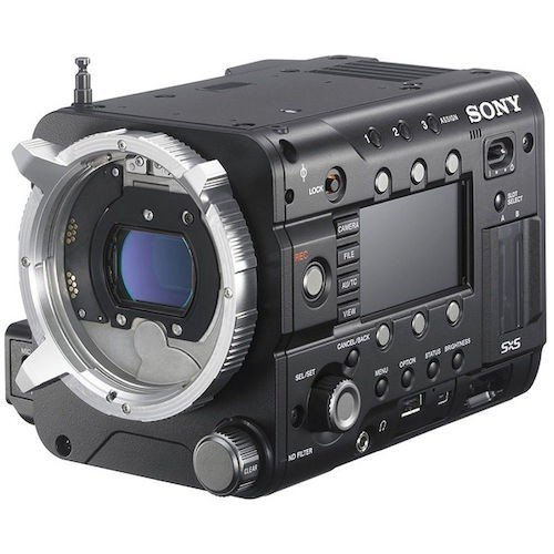 Sony Announces Firmware Update for F5 and F55