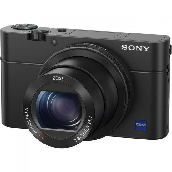 Sony RX100 IV Front
