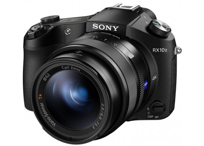 Sony RX10 II Front