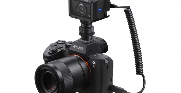 Shoot Two Angles at Once With New Sony Cable