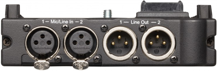 Sound Devices Video Devices PIX-E5andLRonCamera(REC)
