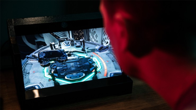 Sony's Spatial Retinal Display Is the Dopest Tech You'll See Today