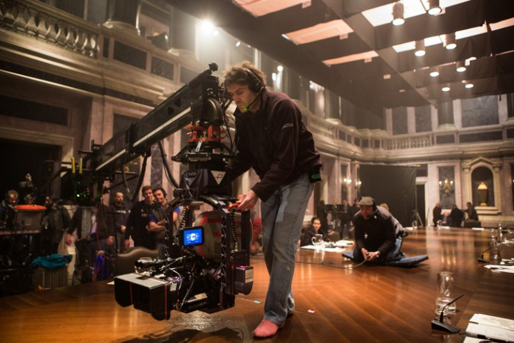 How Do You Light A James Bond Film Dp Hoyte Van Hoytema Gaffer