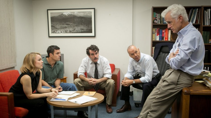 'Spotlight' Screenplay Now Available For Your Consideration