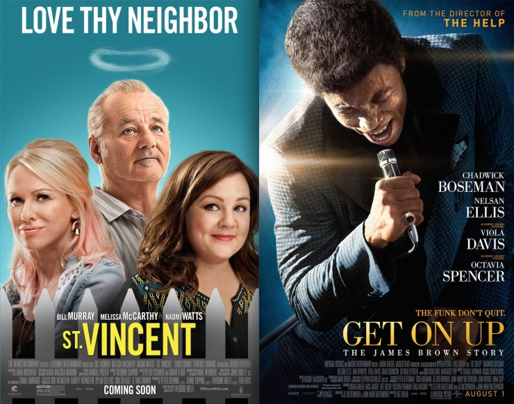 St. Vincent, Get On Up Screenplays Now Available For Your Consideration