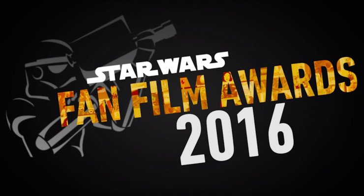 Star Wars Fan Film Awards 2016 Logo 1