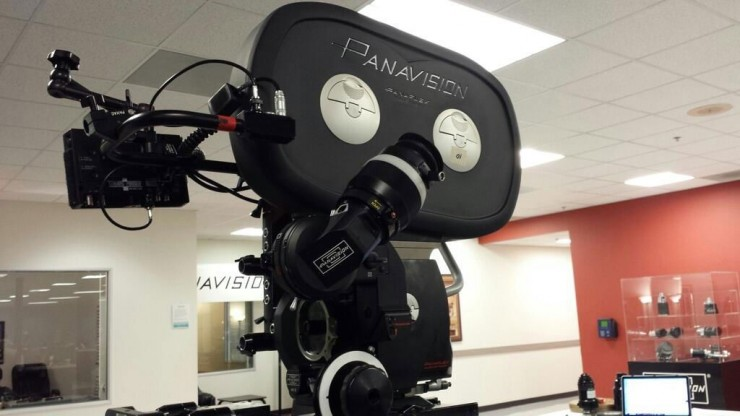 Panavision Camera Star Wars : Panavision designed new anamorphic lenses just for star wars the