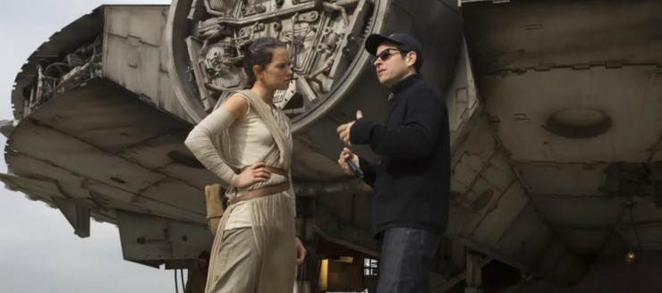 How 'Star Wars: The Rise of Skywalker' Forced J.J. Abrams Out of His Comfort Zone