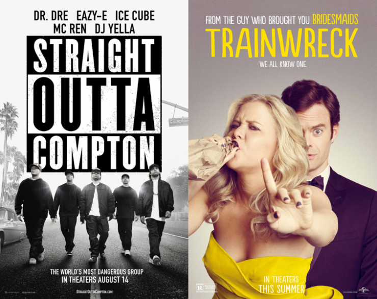 straight outta compton trainwreck more screenplays free for