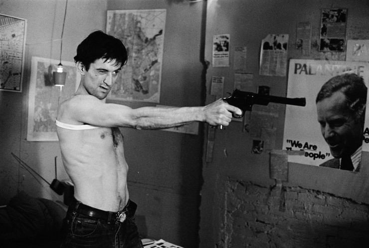 Best movies of 1976 Taxi Driver