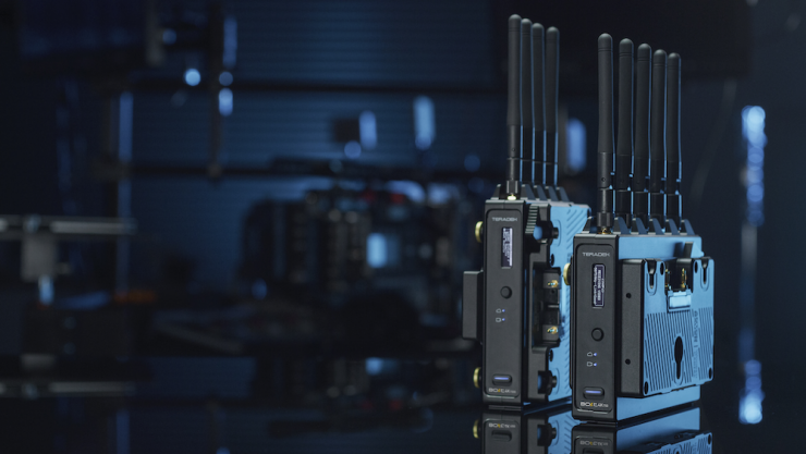 Teradek Bolt 4K: Better Video, Wider Range, Zero Latency