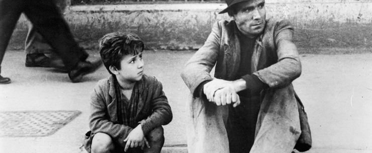 bicycle thieves and italian neo realism film studies essay David hanley uses bazin's stated appreciation for italian neorealism as the  through the lens of bazinian realism  bicycle thieves, the film seems.