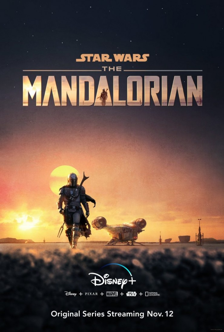 'The Mandalorian' Release Date, Badass New Poster Revealed