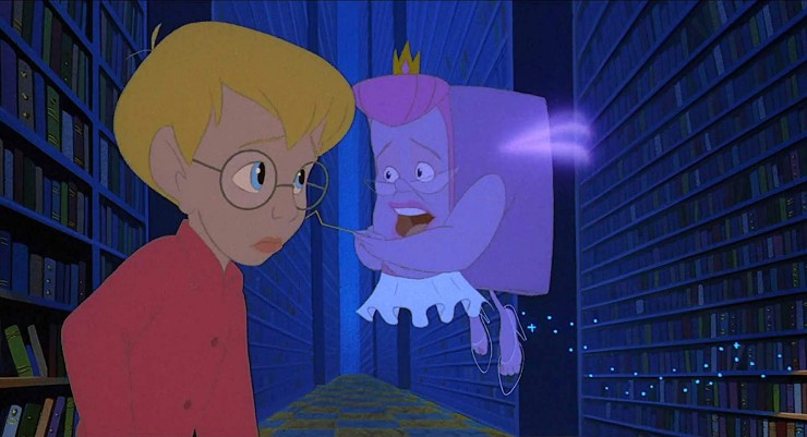 'The Pagemaster'