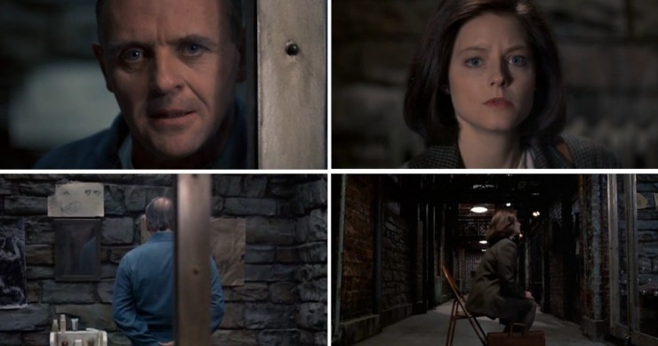 silence of the lambs essay The silence of the lambs essaysin the first five minutes in the move, the silence of the lambs the director shows clarice starling running through an fbi training.