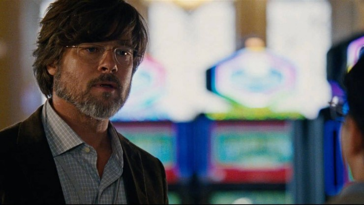 Brad Pitt as Ben Rickert in The Big Short