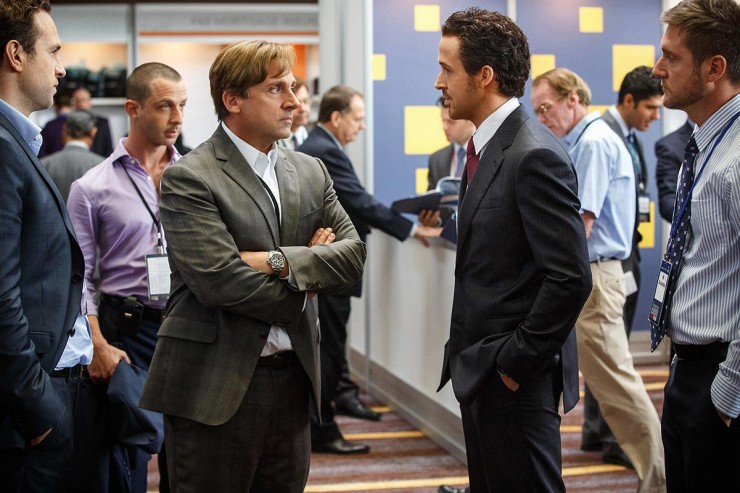 The Big Short Screenplay Available For Your Consideration