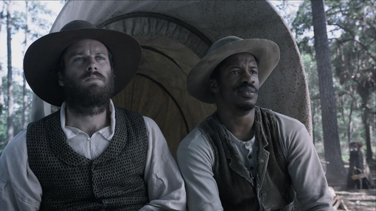 The Birth of a Nation Nate Parker Sundance 2